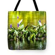Flowers On The Connecticut Tote Bag