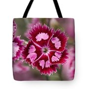 Flowers Pink Purple Decorative 4671 300x480 Tote Bag