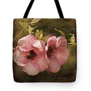 Flowers - Purple Allamanda 2 Tote Bag