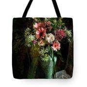 Flowers Still Life Tote Bag