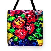 Flowers Study 71916 Tote Bag