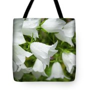 Flowers With Droplets 1 Tote Bag
