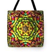 Flowerscales 62 Tote Bag