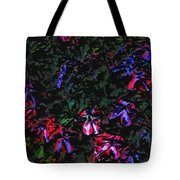Flowerstudy9-21-09 Tote Bag