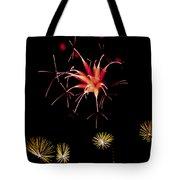 Flowerworks #10 Tote Bag