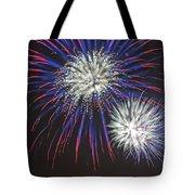 Flowerworks #4 Tote Bag
