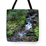 Flowing Creek Tote Bag