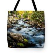 Flowing Creek Tote Bag