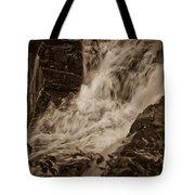 Flowing Force Tote Bag
