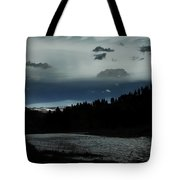 Flowing Into The Night Tote Bag