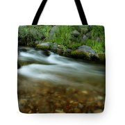 Flowing Tote Bag