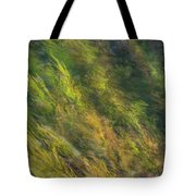 Flowing Luminescence Tote Bag
