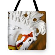 Flowing Mane 1 Tote Bag