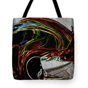 Flow Patterns 3 Tote Bag