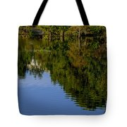 Flowing Reflection Tote Bag