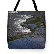 Flowing River Tote Bag