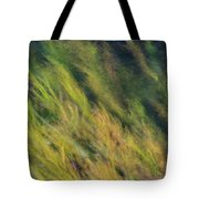 Flowing Textures Tote Bag