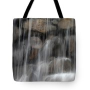 Flowing Veil Tote Bag