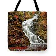 Flowing Waters Tote Bag by Harry Warrick