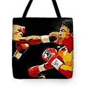 Floyd Mayweather Tote Bag