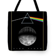 Floyd The Darkside Tote Bag