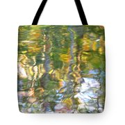 Fluctuations Tote Bag