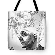 Fludds Mental Faculties, 1617 Tote Bag