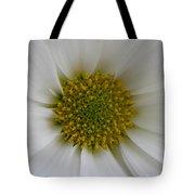 Core Of A Daisy Tote Bag