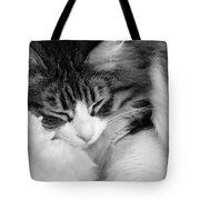 Fluffy Comfort Tote Bag