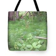 Fluffy Ferns Tote Bag