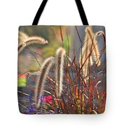 Fluffy Herbs Tote Bag