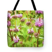 Fluffy Pink Tote Bag