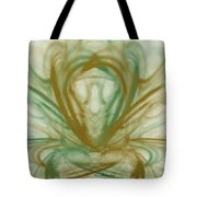 Fluid Art Tote Bag