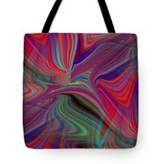 Fluid Motion 6 Tote Bag