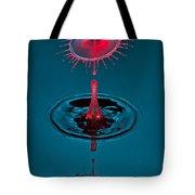 Fluid Parasol Tote Bag by Susan Candelario