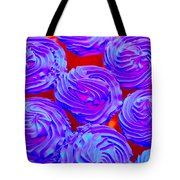 Fluorescent Cupcakes 1 Tote Bag