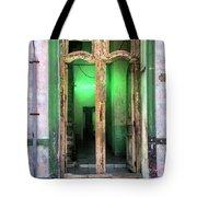 Fluorescent Tote Bag