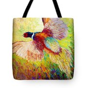 Flushed - Pheasant Tote Bag