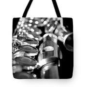 Flute Series II Tote Bag