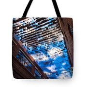 Flux Night Papers Tote Bag