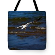 Fly Away Tote Bag by Amanda Struz