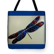 Fly Away Dfly Tote Bag