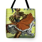 Fly B O A C To Caribbean Tote Bag