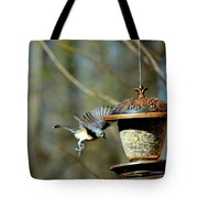 Fly Birds 324 Tote Bag
