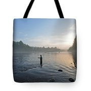 Fly Fishing 2 Tote Bag