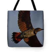 Fly Flicker Fly Tote Bag