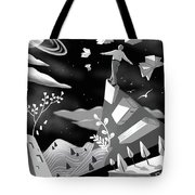 Fly High Tote Bag