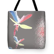Fly In The Wing Tote Bag