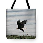 Fly Like An Eagle Tote Bag