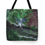 Fly Me Away To Little River Tote Bag